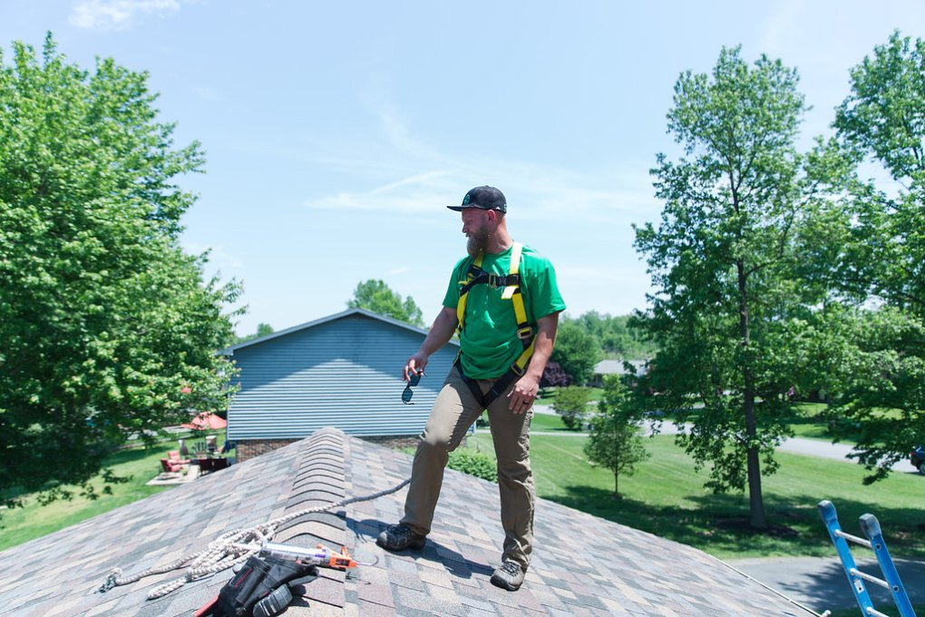 5 Easy Steps For Roof Maintenance