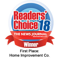 Readers' Choice 18: Home Improvement Company